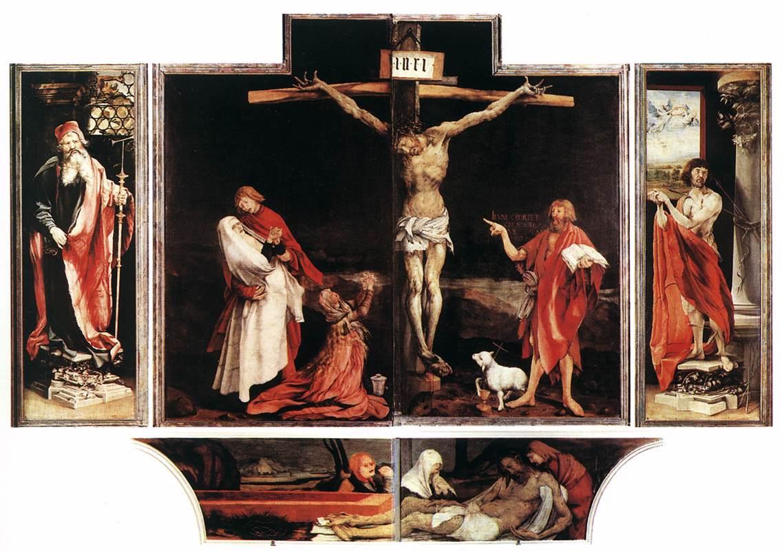 Isenheim-Altarpiece