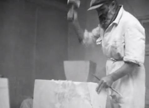 Brancusi Filmed2 (1923-1939) - YouTube